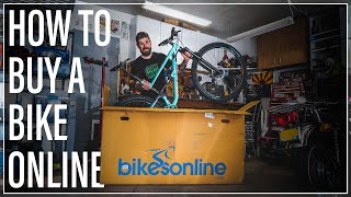 Buying a Bike Online  