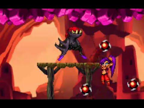 Shantae and the Pirate's Curse - All 20 Dark Magic / Cacklebat Locations