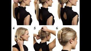 видео Заколки для волос Хеагами
