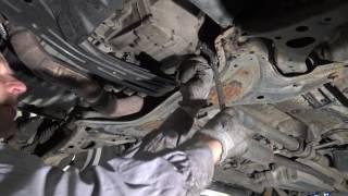 Як змінити Тойота Рав 4 МКПП масло 1996 року по 2017 рік