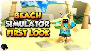 BEACH SIMULATOR (PRE-Release) | Roblox