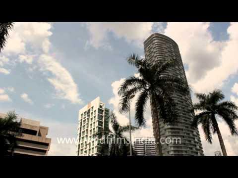 Petronas twin towers, Kuala Lampur