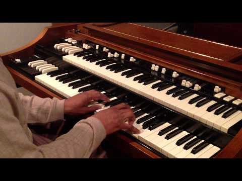 Lead Me to Calvary - Frank Perry on Organ