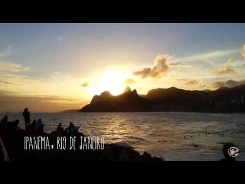 Brésil : Rio de Janeiro et Iguaçu en 3 minutes - GOPRO HERO 3+ BLACK