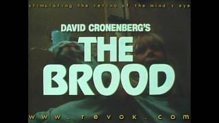 THE BROOD (1979) Trailer for David Cronenberg's ultimate experience in inner terror