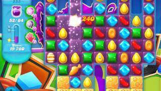 Candy Crush Soda Saga Level 555 - 9 MOVES LEFT !!!