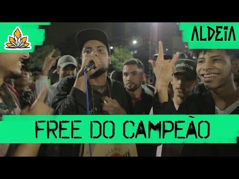 FREE DO CAMPEÃO | 141ª Batalha da Aldeia | Barueri | SP