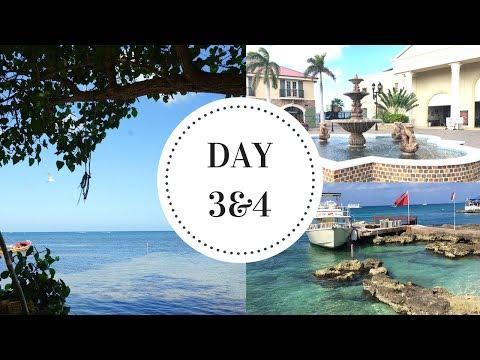 Norwegian Jade Cruise Travel Diary: Day 3&4 - December 20&21, 2017