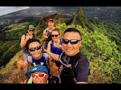 Best Hikes of Oahu, Hawaii (Waikiki) | GoPro