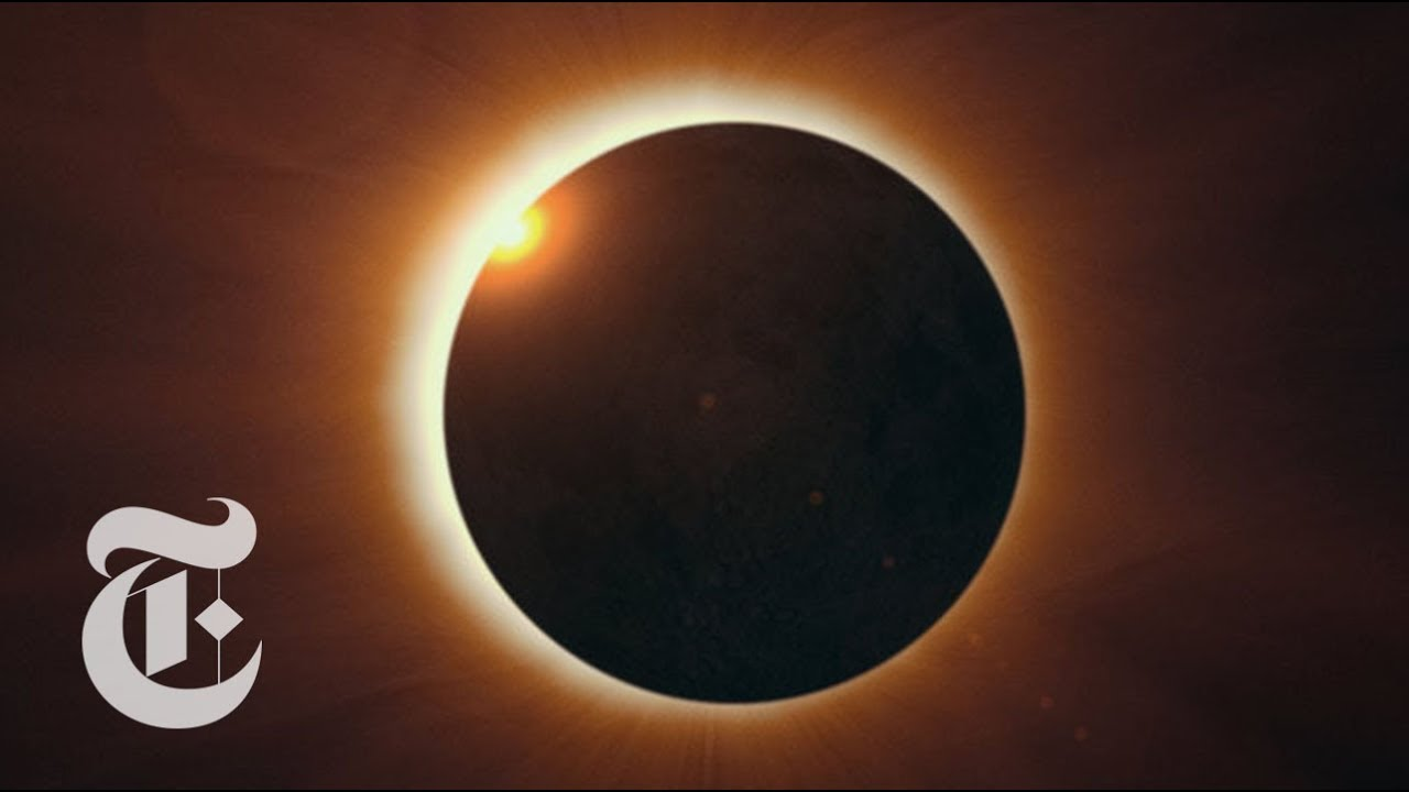 When to Watch the Solar Eclipse in NYC on August 21, 2017