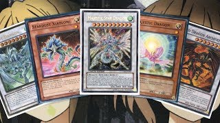 My Majestic Star Dragon Yugioh Deck Profile for August 2019