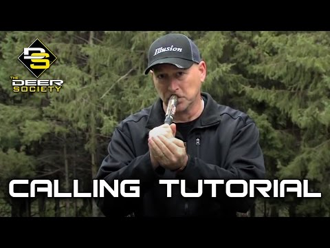Deer Calling Tutorial - Extinguisher