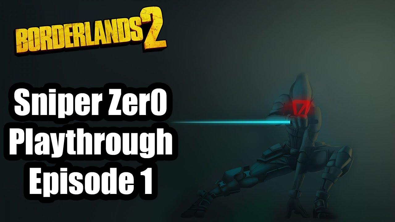 Borderlands  Op Melee Build  Zero