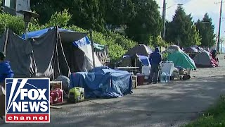 Tucker investigates: Seattle's tent cities