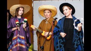 Cancion de mariachi. La fiesta de cumpleaños de la escuela.ru .