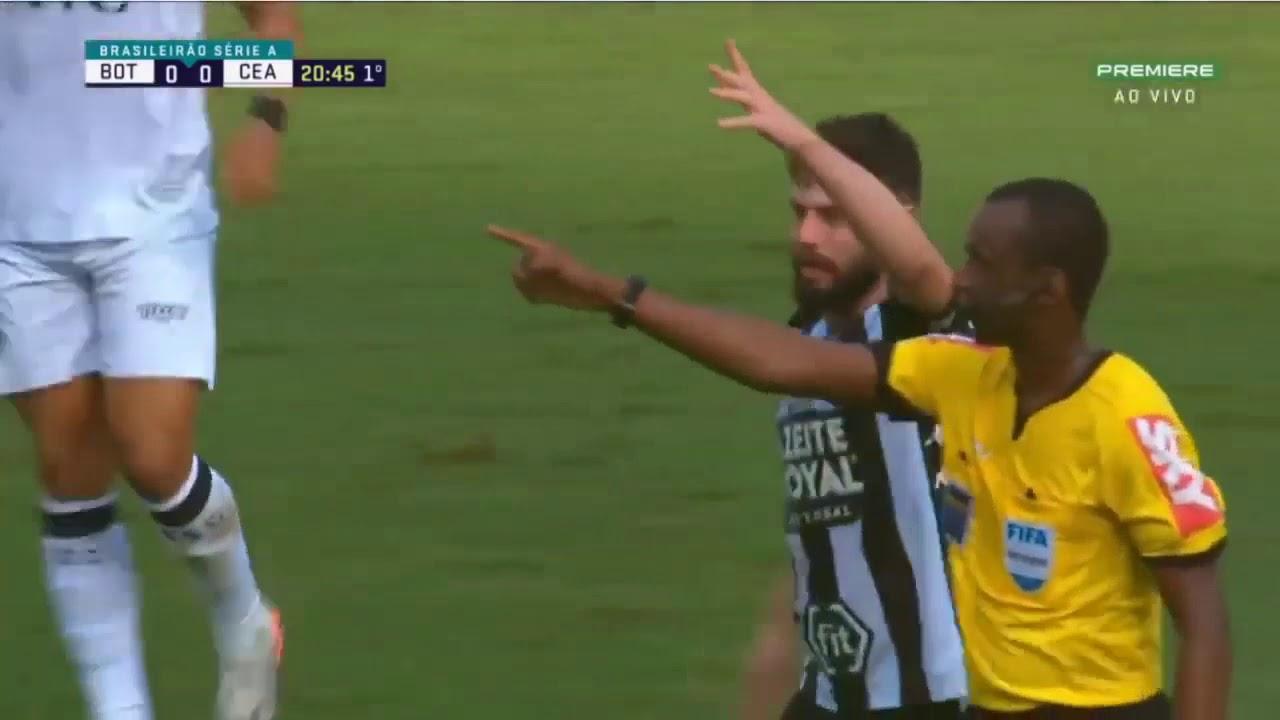 Botafogo 1 X 0 Ceará Youtube