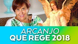 Arcanjo que Rege 2018 por Márcia Fernandes