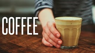 Coffee Drinks // What's The Difference (Latte, Cappuccino, Americano, Macchiato)