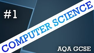 AQA GCSE Computer Science: Constants, Variables and Data Types - Topic 1