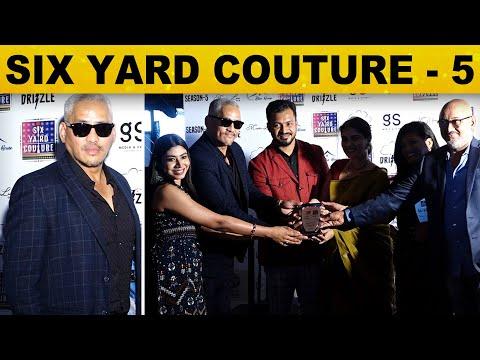 """SIX YARD COUTURE - 5 "" Men's Couture Chennai - 20 | Season-5 | Ganesh Gurung | Virtual Fashion Show"