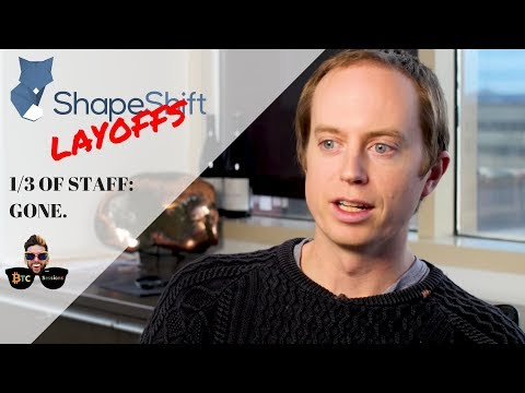 Shapeshift Layoffs, BTC Yellow Vests, Russia Goes Bitcoin