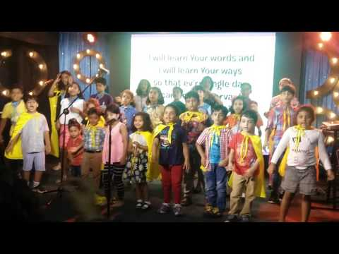 VBS 2016 COH Hero Headquarters song 3