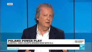 Poland power play: