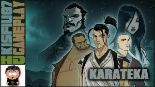 Karateka (Remake 2012) Gameplay (PC HD)