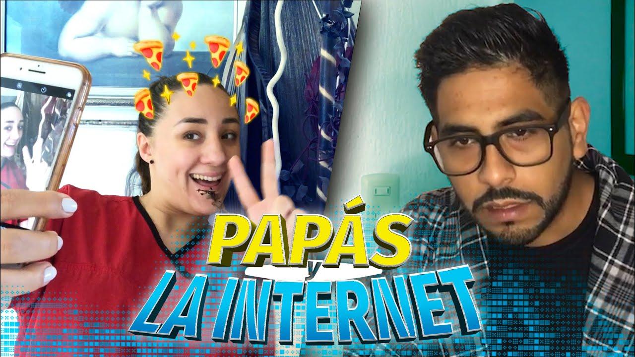 Antes vs Ahora: Papás y el INTERNET