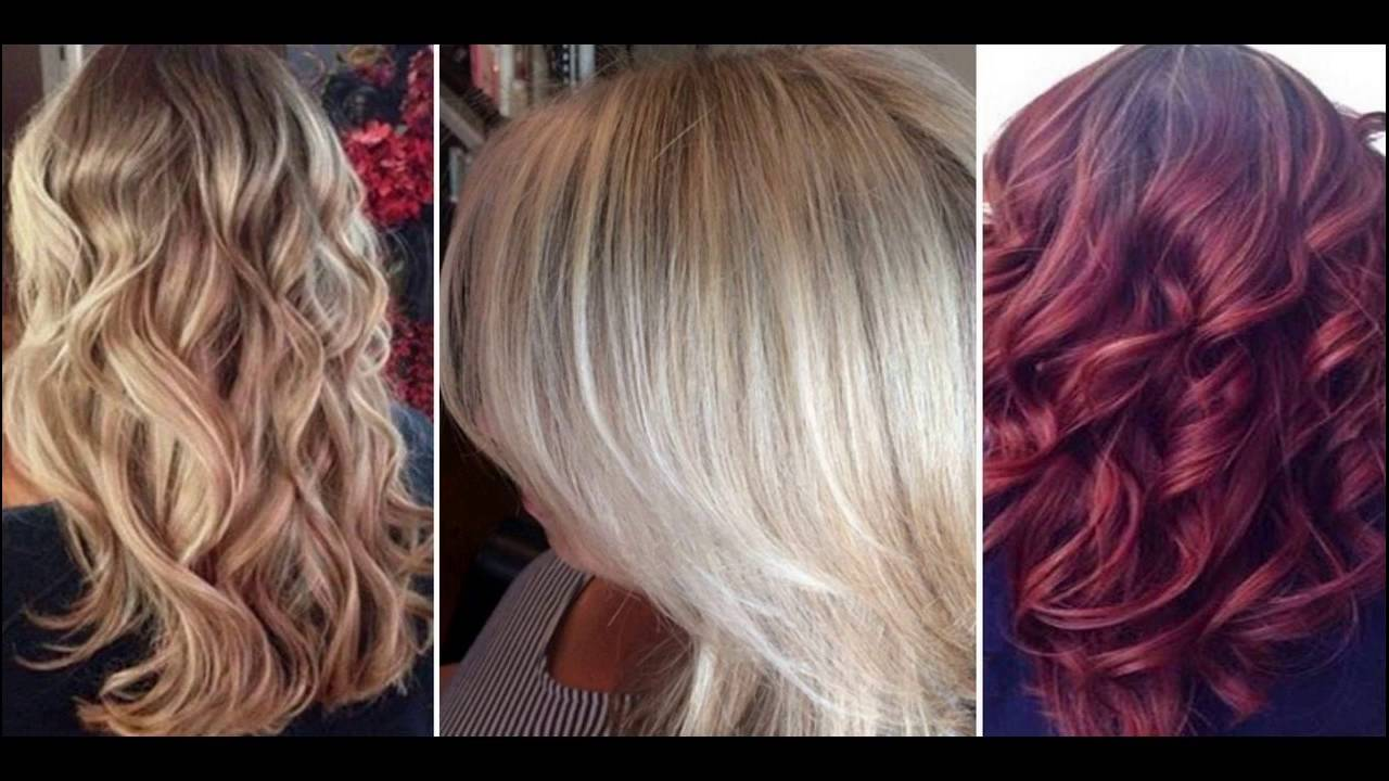 Color Blonde Hair Cherry Cola