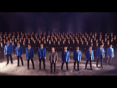Thumbnail: Nearer, My God, to Thee | BYU Vocal Point ft. BYU Men's Chorus