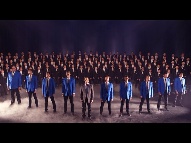 Nearer, My God, to Thee  | BYU Vocal Point featuring BYU Men's Chorus