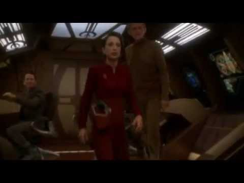 PJ Harvey  Kamikaze Star Trek: Deep Space 9 montage  Frozenberry