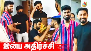 MidNight -ல் Shocking Surprise கொடுத்த Aari | Emotional Video, Bigg Boss 4, Vijay Tv | Tamil News