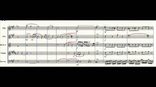 Wind quintet in F#m, op. 5 (IV: Finale) - Richard Baltrusch