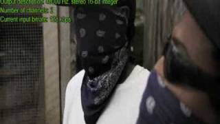 Belize... the real gangstas pt1