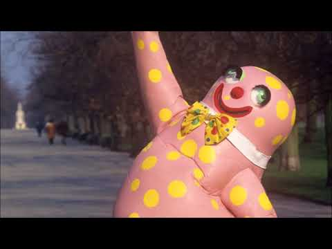 Mr Blobby's Theme Tune - in full. NOT the 1993 single.