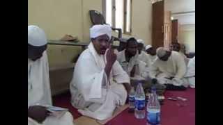 الشيخ صلاح الدين البدوى الخنجر درس فى ملخص السيرة النبوية الشيخ محمد بن هارون (2)