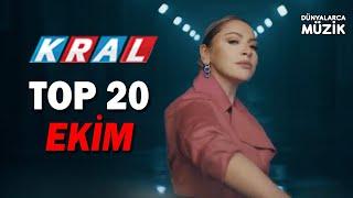 Kral Pop Top 20 | Ekim 2020