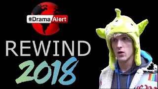 YouTube 2018 #DramaAlert Rewind! ( The ...