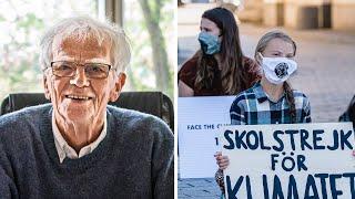 War Fridays for Future erfolgreich? Dieses Zeugnis stellt Hans-Christian Ströbele den Aktivisten aus
