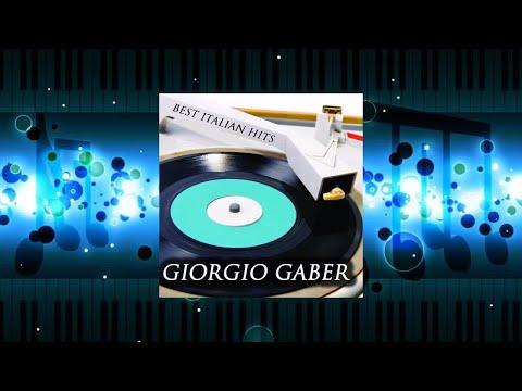 Giorgio Gaber - Best Italian Hits