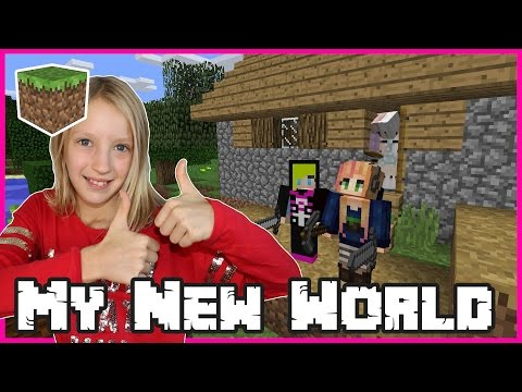 My New World / Minecraft