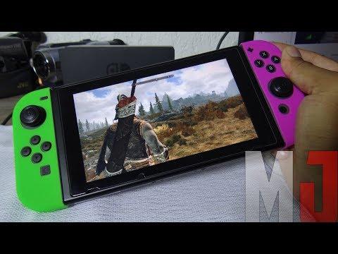 The Elder Scrolls V: Skyrim (Nintendo Switch) - Conferindo o Game thumbnail