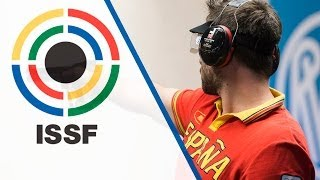 10m Air Pistol Men Finals - ISSF World Cup in all events 2014, Munich (GER)