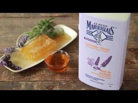 Experience Fresh Lavender & Sweet Honey Body Wash | Le Petit Marseillais™