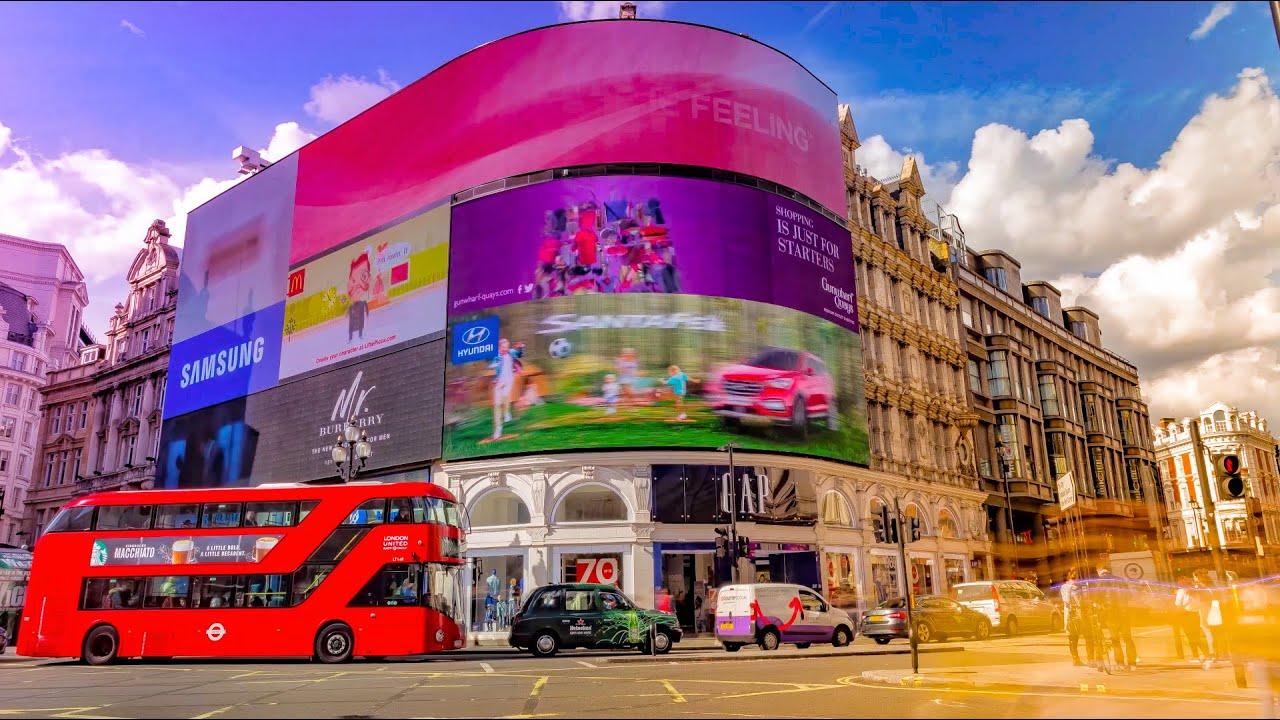 London Timelapse