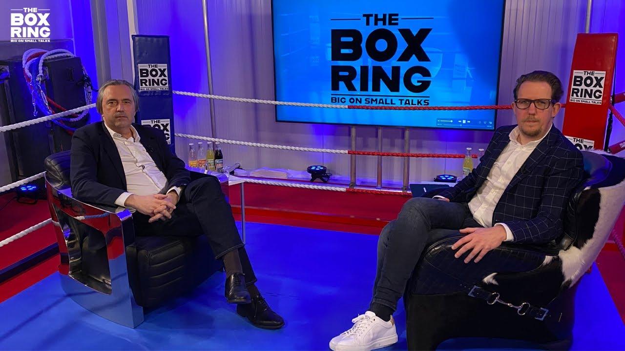 The Boxring met Jan Goossens