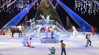 "Disney on Ice Presents ""Frozen"" Preview"