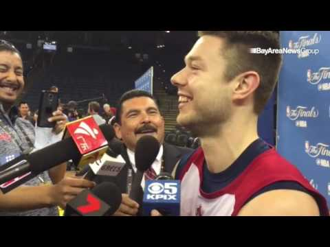 "Thumbnail: Matthew Dellavedova to Guillermo from Jimmy Kimmel on why LeBron is mean to him: ""Maybe he's a Jimmy"